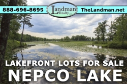 Wisconsin Rapids Nepco Waterfront Properties for Sale