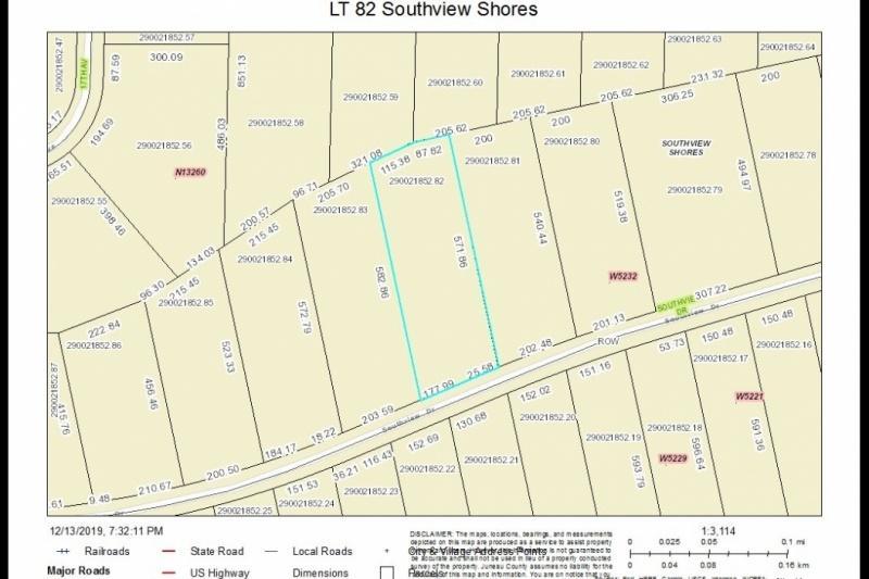 LT 82 Parcel Map