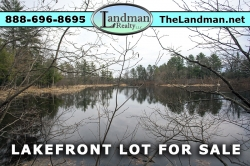 1881311, Wisconsin Lakefront Land for Sale Friendship Lake WI
